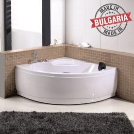 Hydromassage bathtubs, assembled in Bulgaria