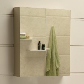 Mirror PVC cabinet ICMC 6070 BEIGE