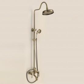"""Shower system 6192BR """"BROUDI"""""""