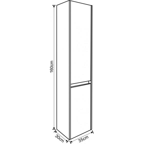 Bathroom Column:  ICP 3516