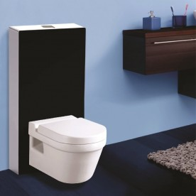 Concealed toilet cistern