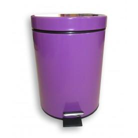 Bathroom dustbin ICA 8262P  / 5l./