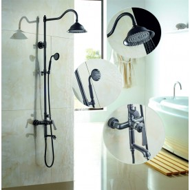 Shower system ICT 6481ORB