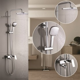 Shower set ICT 6505