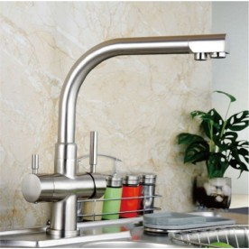 Brass faucet  - KITCHEN LINE ICF 7106146 7119