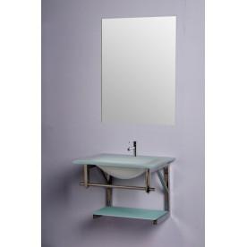 Glass furniture for bathroom  » ICG 6028W
