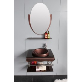 Glass furniture for bathroom  » ICG 6053