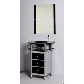 Glass furniture for bathroom » ICG 67B