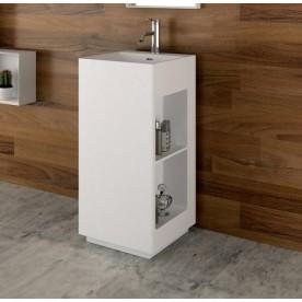 MASSIVE Washbasin with Bathroom cabinet - ICB 4245