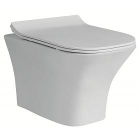 Wall hung toilet ICC 3435W SLIM