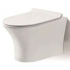 Wall hung toilet ICC 3635W SLIM