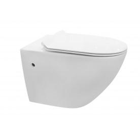 Wall hung toilet ICC 3755W BIDET