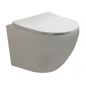 Wall hung toilet ICC 4937GRAY