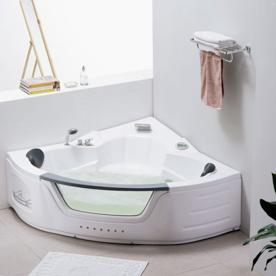 Hydromassage bathtubs