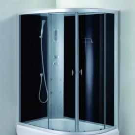 Hydromassage shower cabins