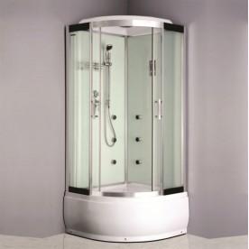 Hydromassage shower enclosure ICSH 8179W