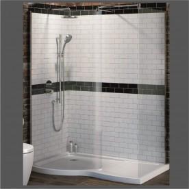 "Shower Cabin - ICS 7513L ""WALK IN"""