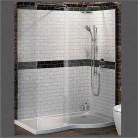 "Shower Cabin - ICS7513R  ""WALK IN"""