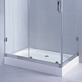 Shower trays and profiles