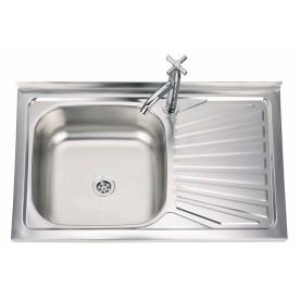 Кухненска мивка алпака ICK 8050A*18 R