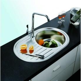 Кухненска мивка алпака ICK 10048AL