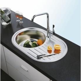 Кухненска мивка алпака ICK 10048AR