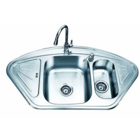 Кухненска мивка алпака ICK 10255