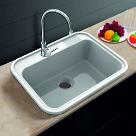 Ceramic Kitchen sink ICK 5844