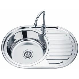 Кухненска мивка алпака ICK  7750R