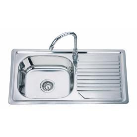 Кухненска мивка алпака ICK 8244 R