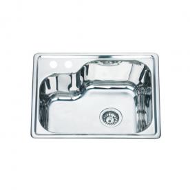 Кухненска мивка алпака ICK D5645P