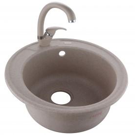 Granite sink ICGSF 8252 SAND