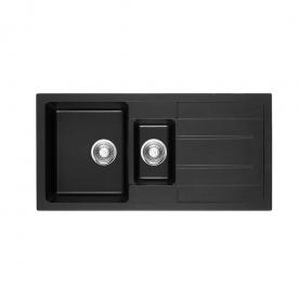 ICGS 8201 Black Granite sink