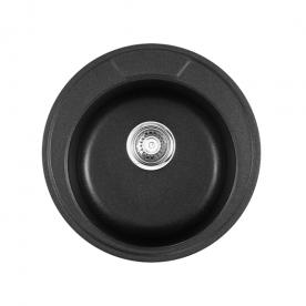 ICGS 8301Black  Granite sink