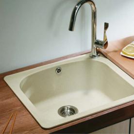 ICGS 8302  SAND  Granite Sink