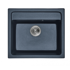 ICGS 8304 Black Granite sink