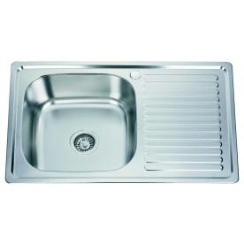 Кухненска мивка алпака ICK8050 PF R