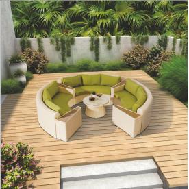 Outdoor furniture » ICOF 1205GR + 1206GR + 1207GR
