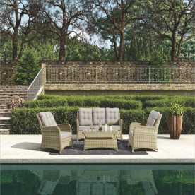 Outdoor furniture » ICOF 8616 + 8617 + 8618